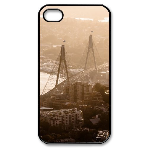 anzac-bridge-in-australia-iphone-4-4s-cases-case-for-iphone-4s-for-girls-cheap-cute-evekiss-black