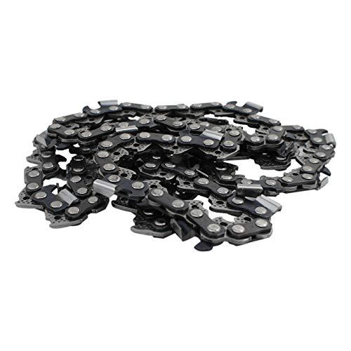 45,7 cm, paso de 3//8 pulgadas, calibre de 0.050 pulgadas, 60 eslabones UpStart Components 2 unidades de repuesto de cadena de motosierra de 18 pulgadas semicincel para motosierra McCulloch 1839NAV
