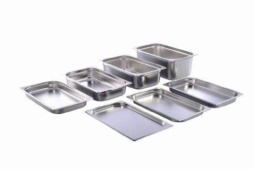 GN Behälter Gastronorm 1/1 Edelstahl (20 Millimeter)