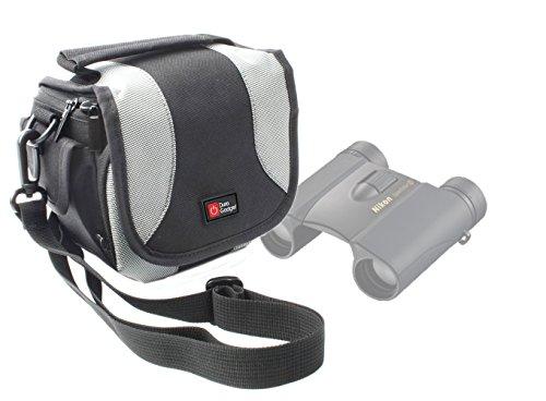 Aufbewahrungstasche für Nikon Sportstar EX 10 x 25 DCF, Aculon A30 10 x 25 und Monarch 5 x 42, 12 x 42 und 8 x 42 cm