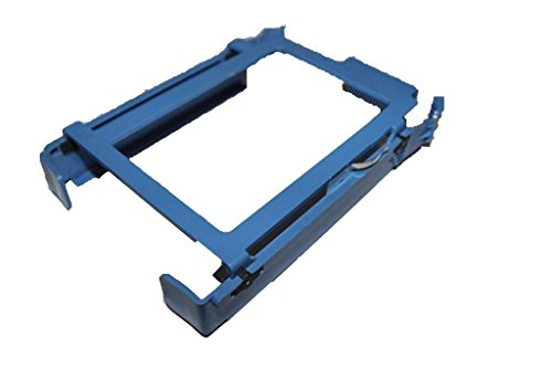 3CTop Festplatten-Caddy für Dimension E310 3100 9150 9200 5150 5100 E510 Optiplex GX520 GX620 Optiplex 960 320 330 360 210L Optiplex 740 745 755 760 SMT (Tower) Blau