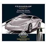 Best Prismacolor Marker Sets - MARKER SET-PRISM WRM GRY COLOR Drafting, Engineering, Art Review