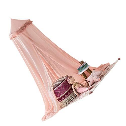 Beaums Kinderzimmer Dekoration Cotton Pulverbett Vorhänge Kinderbett Krippe Canopy Hanging-Spiel-Zelt-Lesebuch Haus -