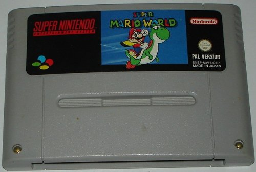 Super Mario World (World Nintendo Mario Super)