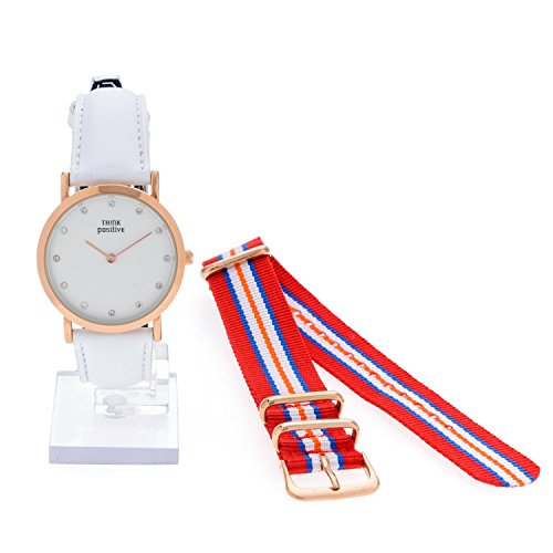 ladies-think-positiver-model-se-w96-flat-medium-steel-rose-watch-strap-in-white-leather-made-in-ital