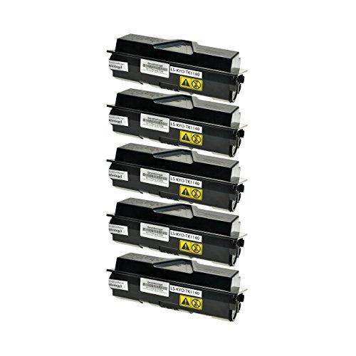 Preisvergleich Produktbild 5 Toner für Kyocera ECOSYS M2035 DN M2535 DN FS1025 MFP DP 1135 MFP DP - TK1140 1T02ML0NL0 - Schwarz - je 7.200 Seiten