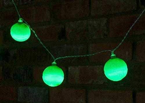 Offizielle Star Wars Todesstern 3D String Fairy Nachtlichter - Party Ideen (Multi-string-licht)