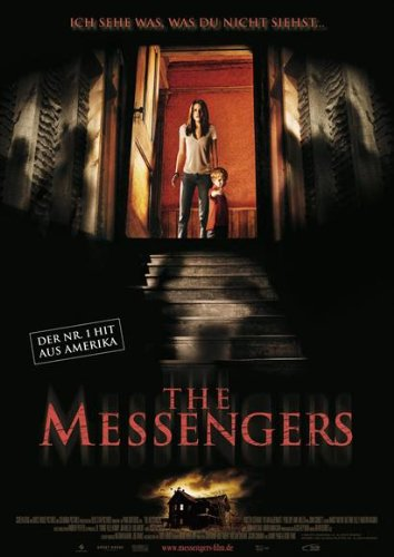 The Messengers Plakat Movie Poster (11 x 17 Inches - 28cm x 44cm) (2007) German