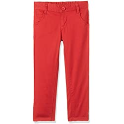 Cherokee Girls' Trousers (263576503_Red_5 - 6 years)