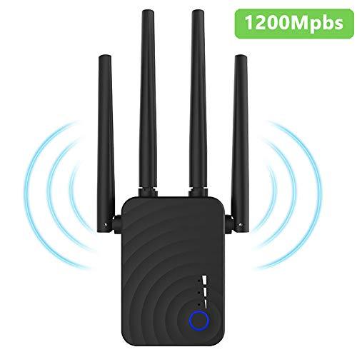 Repetidor WiFi 1200Mbps Amplificador wifi Extensor
