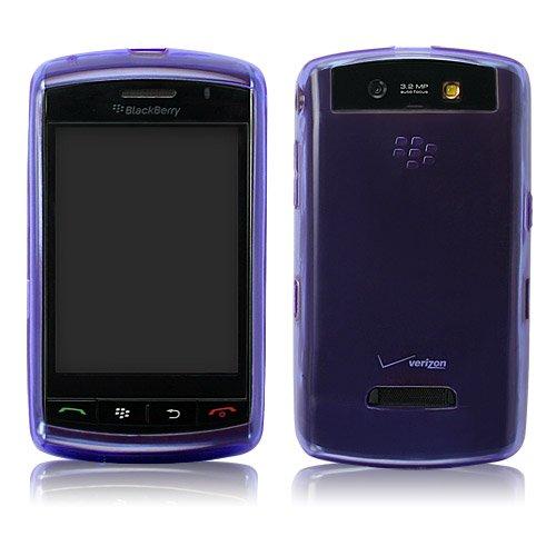 BoxWave Pure BlackBerry 9530Crystal Slip (violett blau) - 9530 Crystal