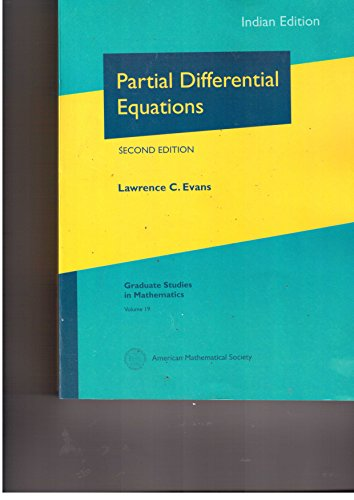 Partial Differential Equations, 2Nd Edn