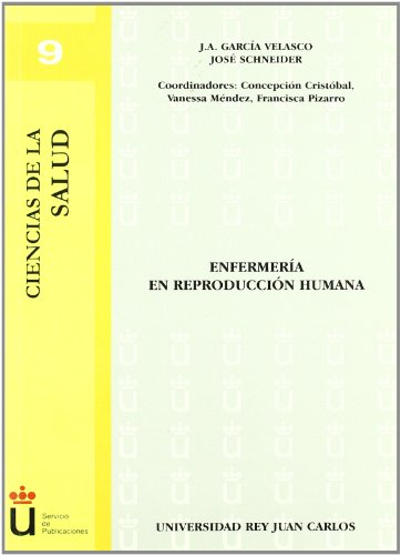 Enfermería En Reproducción Humana par Varios