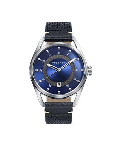 Montre Viceroy Homme icon bleu 42345–37