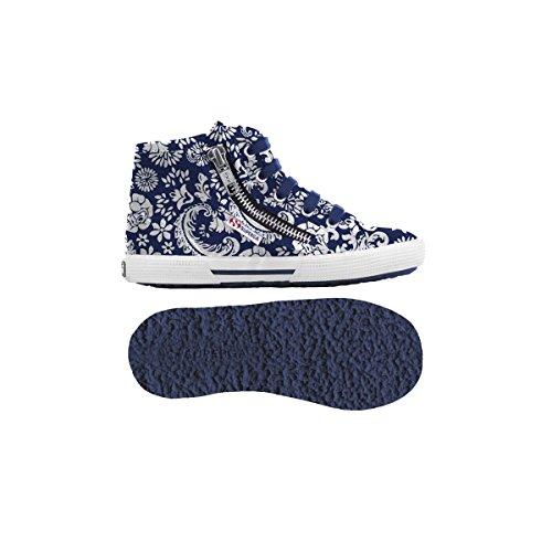 Sneakers - 2224-fantasy Cotj - Kind Arabesque Navy