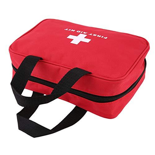 Genenic Erste-Hilfe-Set für Reisen, Camping, Survival, Medizinische Tasche, groß - Survival Kit Case