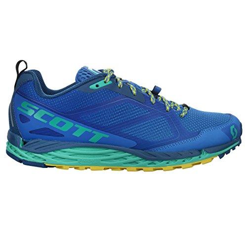 Scott running Zapatilla ws t2 kinabalu 3.0 BLUE/GREEN