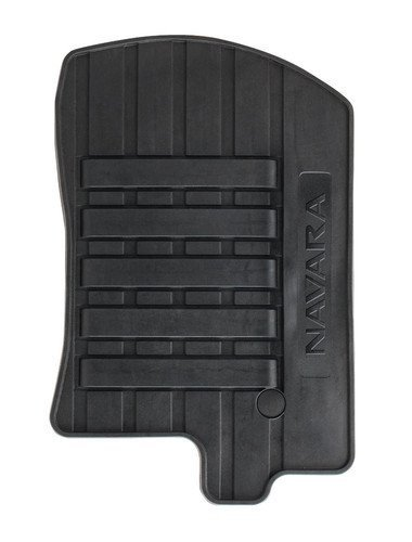 Genuine Nissan Navara Rubber Floor Mats.