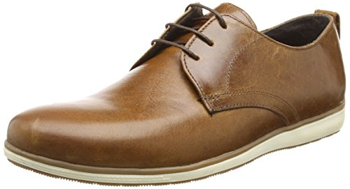Red Tape Churton, Bottes homme Brown (Tan Leather)