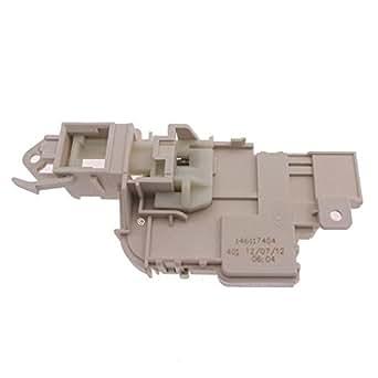 Securite de porte awt1035 awt1235 l41380 lave linge aeg l48380