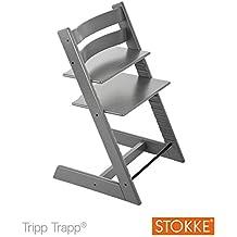 Stokke - Trona evolutiva ® Tripp Trapp gris