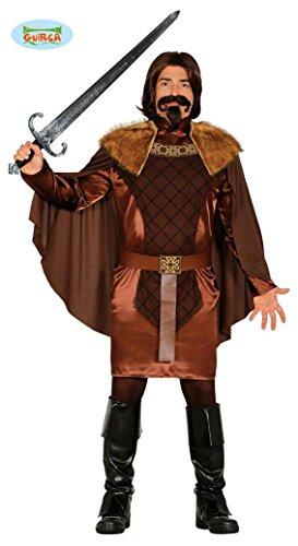 Ritter Kostüm für Herren König Herrenkostüm Karneval Fasching Märchen Gr. M/L, - Kostüme Erwachsene Für Halloween Märchen
