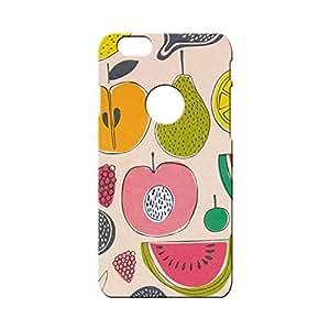 BLUEDIO Designer Printed Back case cover for Apple Iphone 6 (LOGO) - G4319