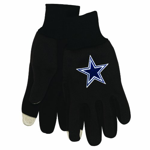 NFL Technologie Touch Handschuhe, Herren, Dallas Cowboys