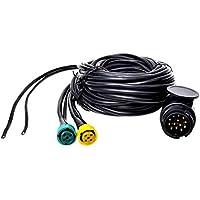 Cable de 5 m con conector de 13 polos y 2 conectores de 5 polos + 4 m CC.