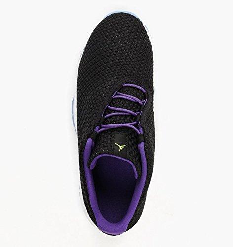 Nike Air Jordan Future Low Gg, Scarpe da Corsa Donna Multicolore (Negro / Verde / Morado / Blanco (Black / Ghst Green-Ultrvlt-White))