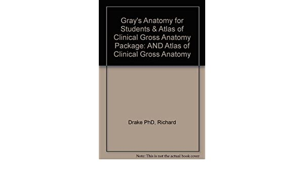 Buy Gray\'s Anatomy for Students & Atlas of Clinical Gross Anatomy ...