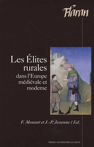 Les Elites Rurales dans l'Europe mé...