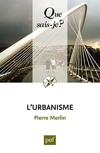 L'urbanisme:  Que sais-je ?  n 187