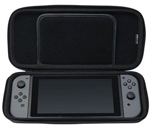 Preisvergleich Produktbild Schutzhülle Schwarz für Nintendo-Switch Konsole