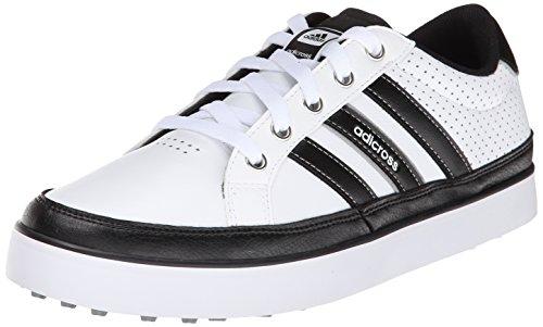 Adidas Adicross Iv Wd Scarpe da golf, Luce Onix / FTW Bianco, 13 W Us Ftw White/ Core Black