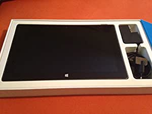 Microsoft Surface Windows RT Tablet 64 GB (ohne Touch-Cover) schwarz