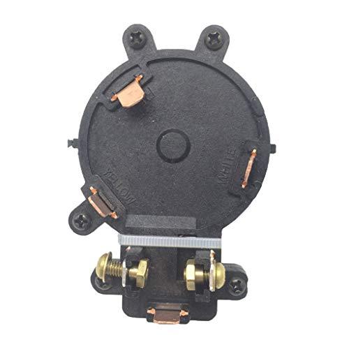 IPOTCH Elektrischer Wippschalter-Motorpropeller für Boote, Marine, Segeln, Yatch