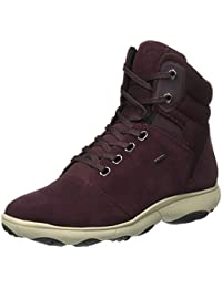 Geox Damen D Nebula 4 X 4 B ABX A Hohe Sneaker