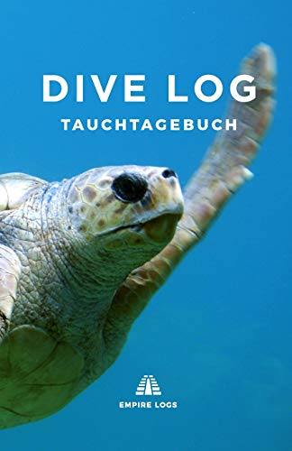 Dive Log: Tauchtagebuch (Kleine Log Dive)