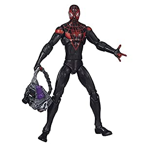 Marvel Infinite Series Ultimate Spider-Man 3.75 inch figure 4