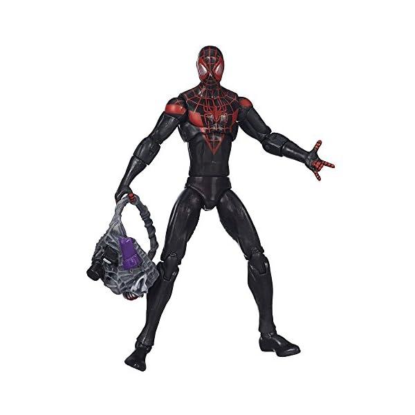 Marvel Infinite Series Ultimate Spider-Man 3.75 inch figure 1