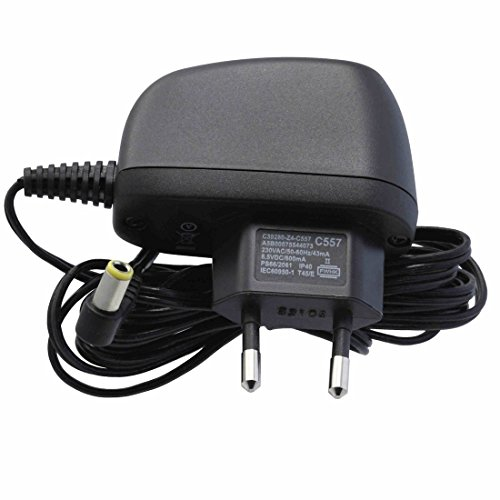 Gigaset C39280-Z4Indoor Black Mobile Device Charger-Mobile Device Chargers (Indoor, Telephone, AC, Base Stations with answering Machine, GO, IP Base Stations, Contact, Black) Ip-dect Base Station