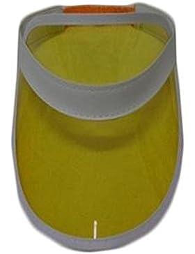 Gorro de visera 1980S Unisex gorro de Sun Visor atizador Golf la cerveza Guinness diseño de luces de colores de...