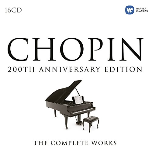 Chopin: The Complete Works (200th Anniversary)