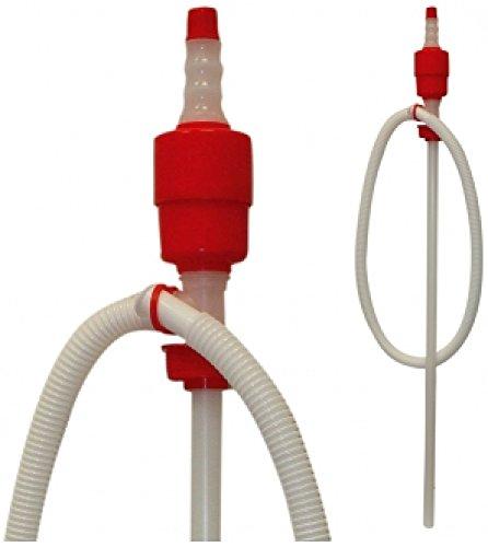 Chemie-Handpumpe JP-06 aus PVC