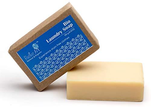 Rustic Art Bio Laundry Soap (Set of 4)