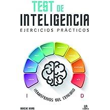 Test de Inteligencia: Ejercicios Prácticos (Métodos de aprendizaje)