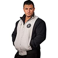 BIG SAM SPORTSWEAR COMPANY Bodybuilding Mens Sweatjacket Sweater Sweatshirt Hoodie 3516