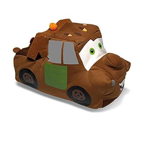 SAMs Kinder Hausschuhe Disney Cars Hook Abschlepper Anti Rutsch Sohle Schlappen Pantoffel 31-35, TH-Cars-Hook, Größe