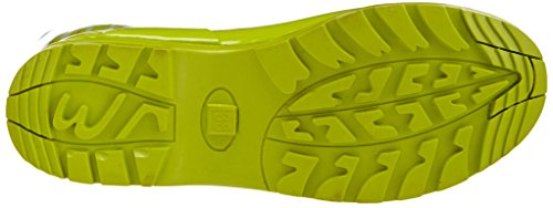 Playshoes Plaid Wellies Wellington Boots, Bottes de Neige femme Vert - Green - Grün (grün 29)